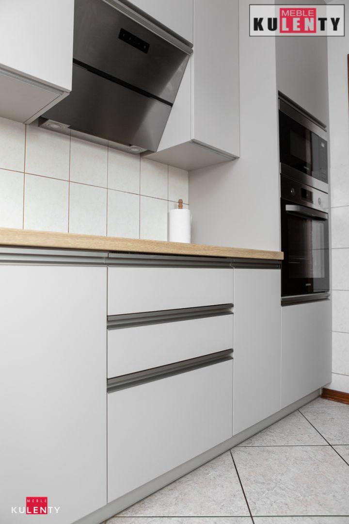 Kuchnie kulenty szara 88Do