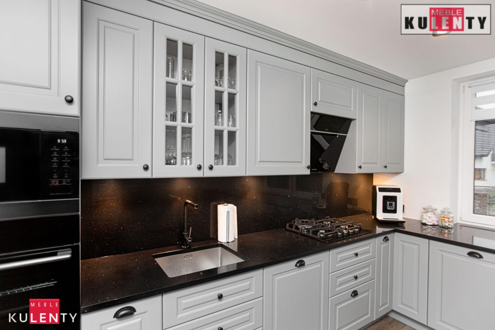 Blat granit w kuchni waGK