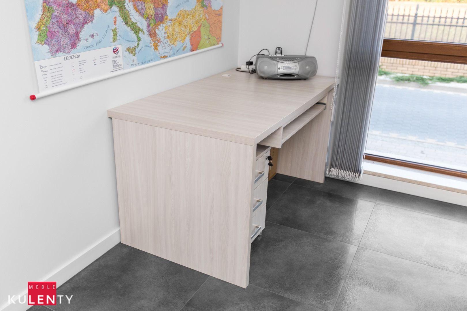 Drewniane biurko na zamowienie lublin