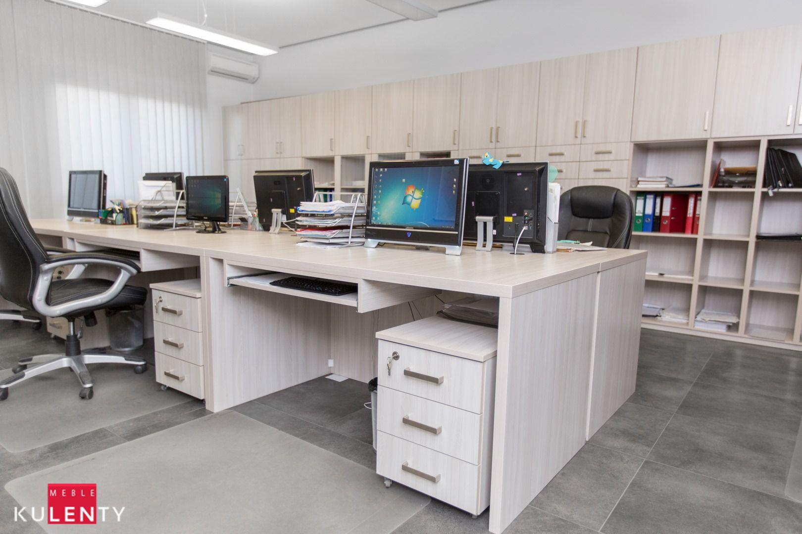Funkcjonalne biuro na wymiar