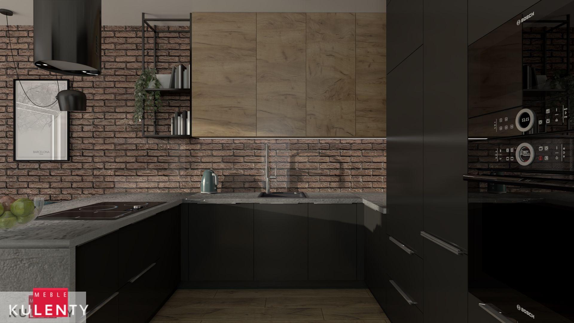 Projektowanie kuchni na wymiar