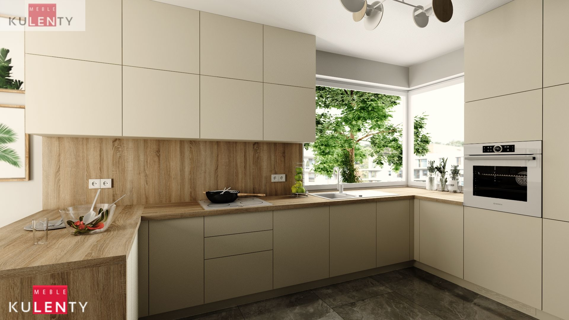 Projektowanie kuchni yM4M