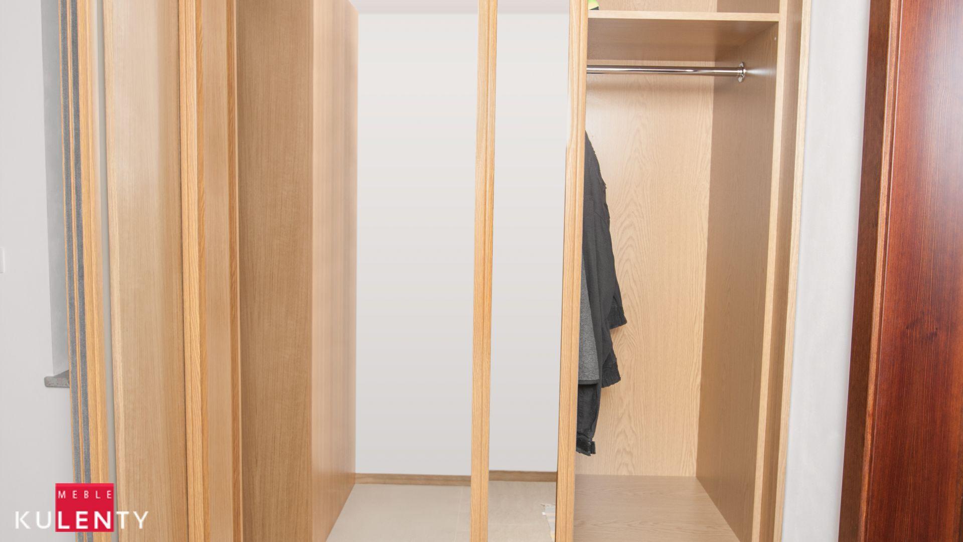 Drewniana szafa przesuwna na zamowienie lublin Ektv